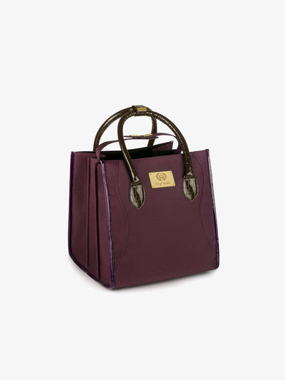 PS of Sweden Putztasche, Grooming Bag, Deluxe Wine