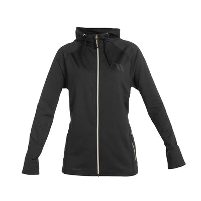 Back on Track Alissa P4G W's Hoodie Damen mit Welltex, black