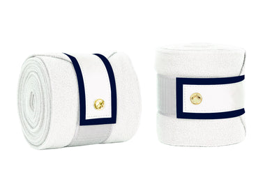 PS of Sweden Bandage Lap of Honor weiß/navy
