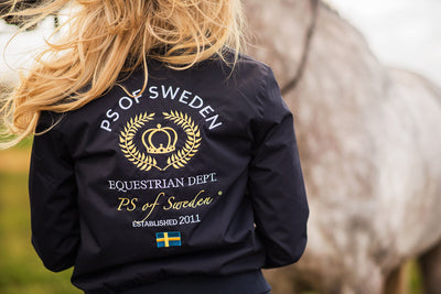 PS of Sweden Reitjacke, Dannie, Deep Sapphire
