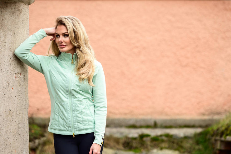 PS of Sweden Reitjacke, Annika, Mint Green