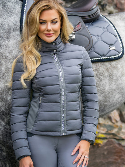 PS of Sweden Reitjacke Mila, Anthracite