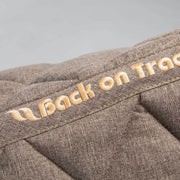Back on Track Haze Collection Springschabracke, braun melange