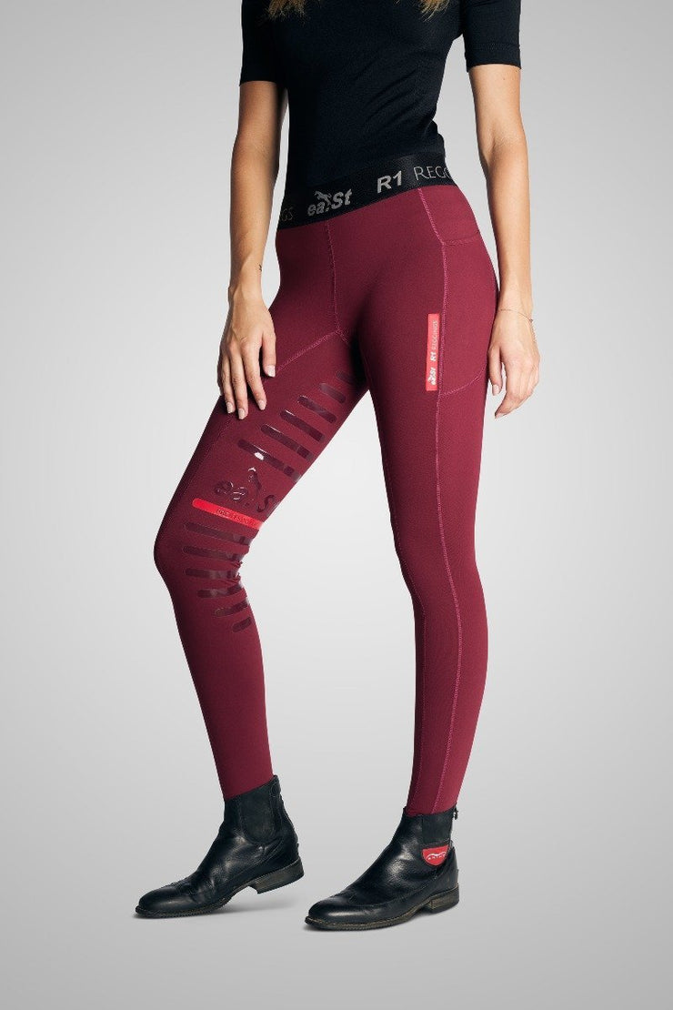 ea.St Reithose REGGINGS® R1 - burgundy