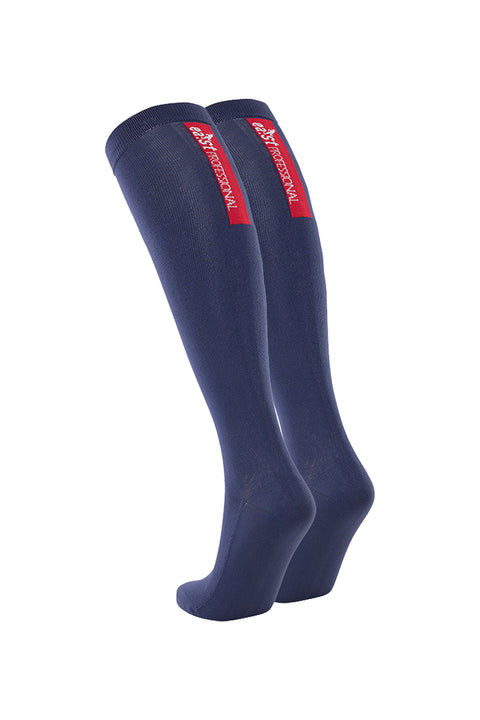 IQ Horse ea.St Riding Socks Professional - one size - navy - 2 pairs