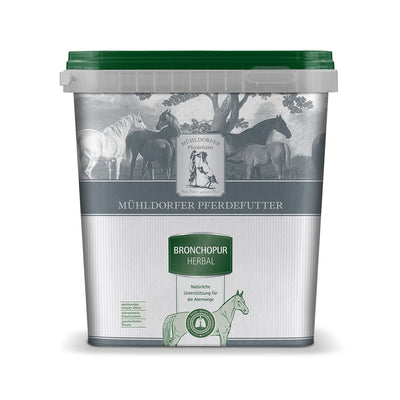 Mühldorfer Bronchopur herbal, 1,8 Kg