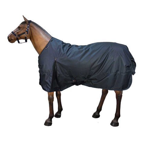 Kingsland Top Notch Turnout Regendecke- Winterdecke, navy, 200 g