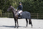 IQ Horse Kingsland WOOL EVOLUTION TRAININGSDECKE navy