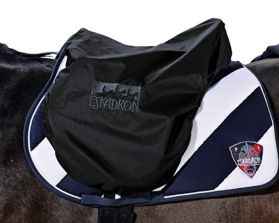 Eskadron Sattelüberzug SADDLE COVER Basics (BLACK)