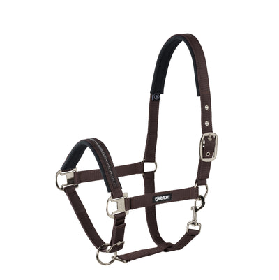 Eskadron Halfter PIN BUCKLE Basics (DARKBROWN)