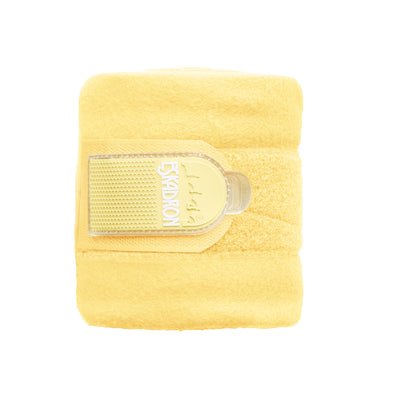 Eskadron Bandagen FLEECE Basics (BANANA)