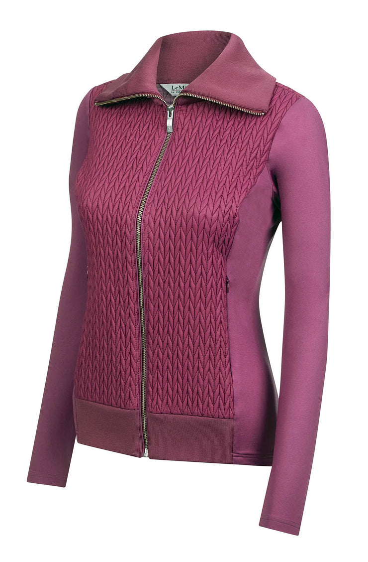 LeMieux Loire Damen Jacke, French Rose