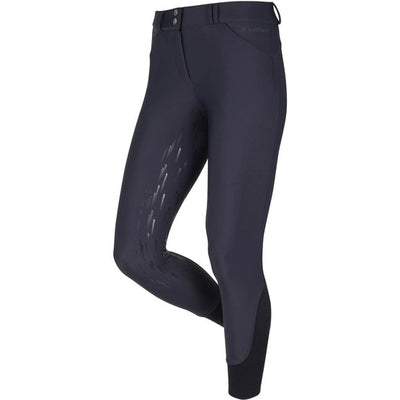 LeMieux Reithose DryTex Waterproof mit Full Grip, Navy