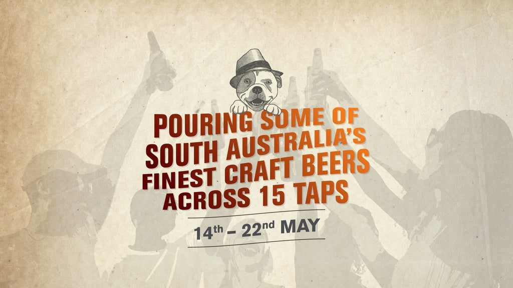 Pint of Origin - Good Beer Week with Shifty Lizard brewery from South Australia