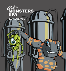 Gila Monsters IIPA