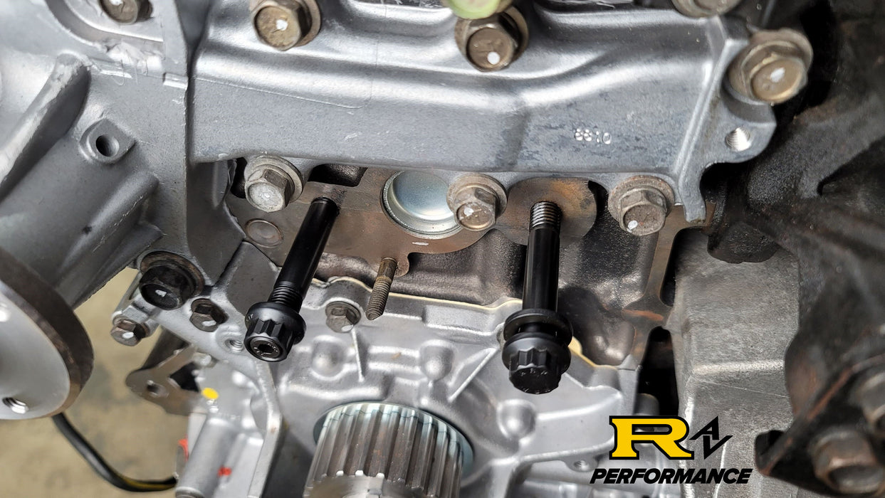 RB20 RB25 RB26 ARP Timing Belt Tensioner Hardware Kit