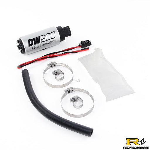 DeatschWerks 255lph in-tank fuel pump w/ install kit for Nissan 300ZX Non-Turbo 9-201-1023
