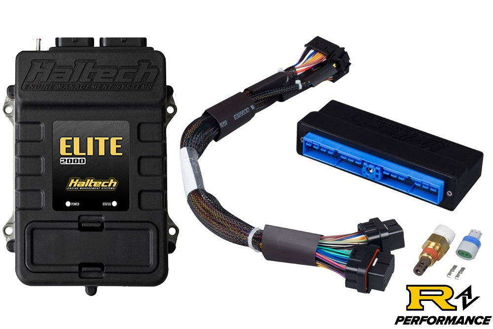 Haltech Elite 2000 Nissan Skyline R32/R33/R34 GT-R Plug'n'Play Adaptor Harness Kit HT-151257