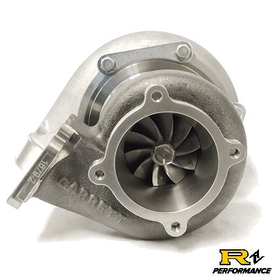 "Garrett Gen2 GTX3582R DBB turbo w/ .63 A/R T3 Turbine Housing GT 4 BOLT 3"" conical exit"