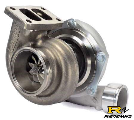 "Garrett Gen 2 GTX3582R DBB Turbo w/Divided .61 A/R T3 NiResist Turbine Housing w/3"" GT Vband Exit"