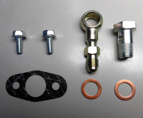 HKS Oil Piping Kit for GTIII-RS Turbo 14008-AK009