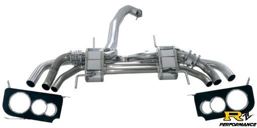 HKS 3-Stage Nissan R35 GTR Exhaust System 2008-11 VR38DETT 31025-AN006