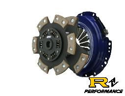 Spec Stage 3 TT Supra Single Disk Clutch Kit Toyota MK4 ST933