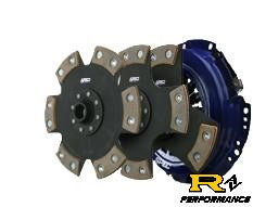 Spec Stage 4 TT Supra Single Disk Clutch Kit Toyota MK4 ST934