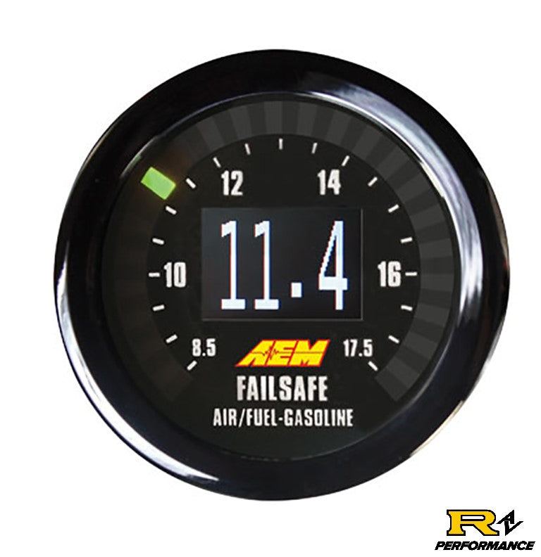 AEM Universal Wideband Failsafe Gauge 30-4900