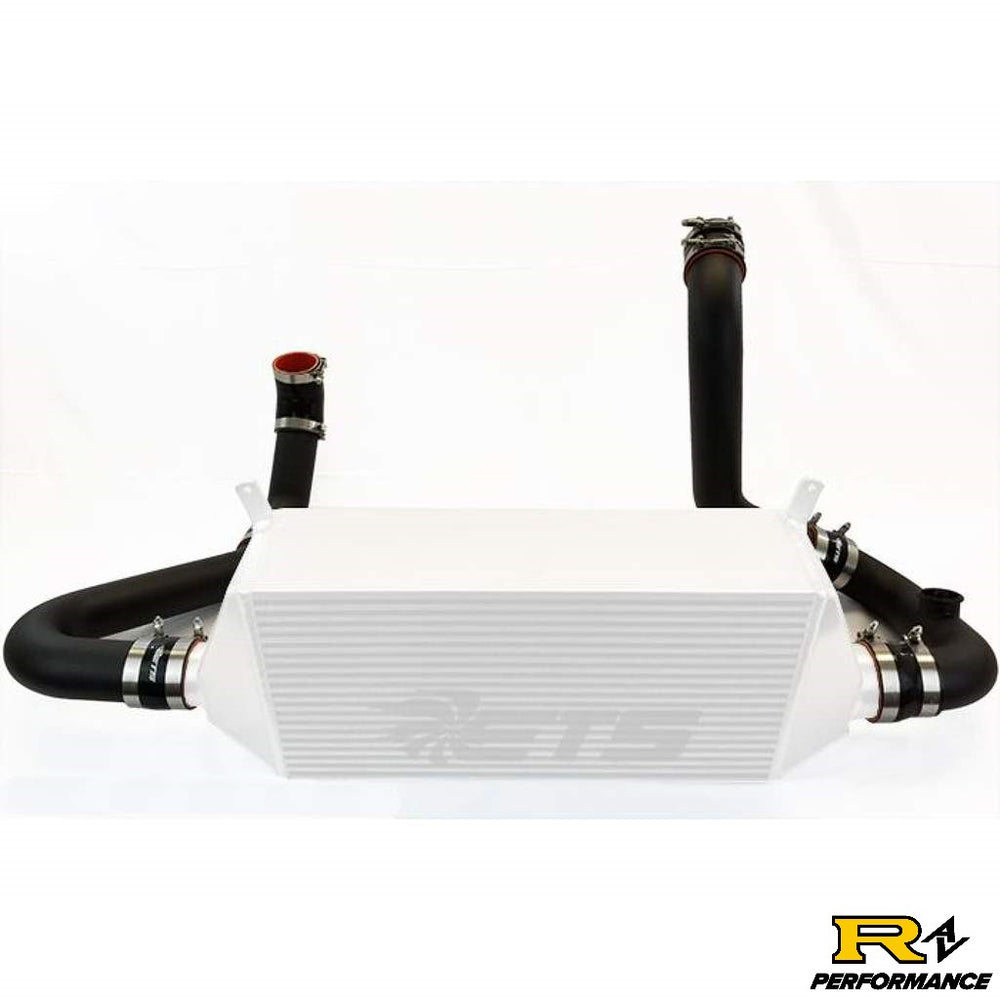 ETS Intercooler Piping Kit with HKS BOV flange for Toyota Supra MK4 w/Stock Twins 900-10-ICP-002