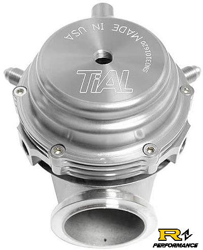 Tial MVR 44mm V-Band Universal Wastegate with Silver Housing MVR44-SIL