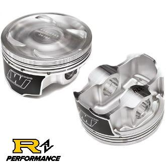 Wiseco Pro Tru Pistons Sport Compact Series Rings and Pins Included Mazda Miata K554M785