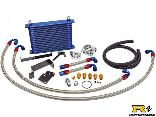 Greddy 13 Row Oil Cooler Kit Nissan 350z Z33 2003-08 12024633