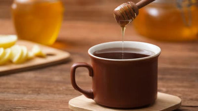 Why Should I Use Honey In My Tea?