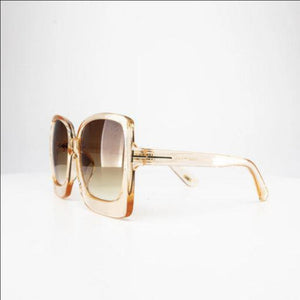 Acid Orange Sunglasses