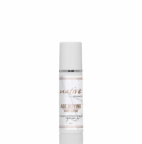 Age Defying Night Serum- 30ml