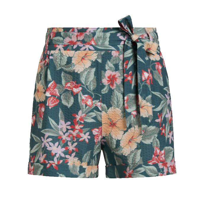 Roisin Shorts- Harbor Blue