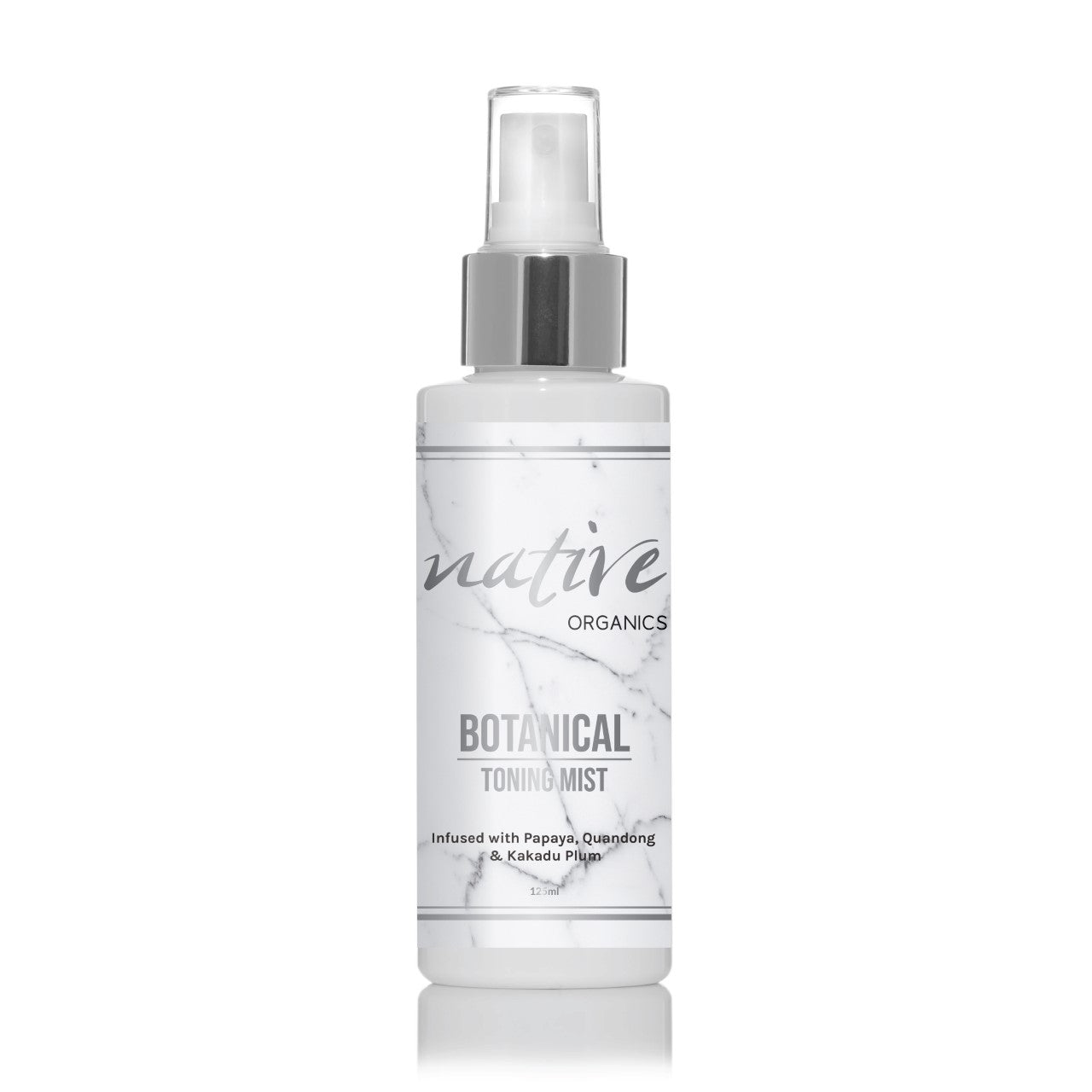 Botanical Toning Mist- 125ml