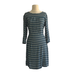 Biba Dress- Bay Blue