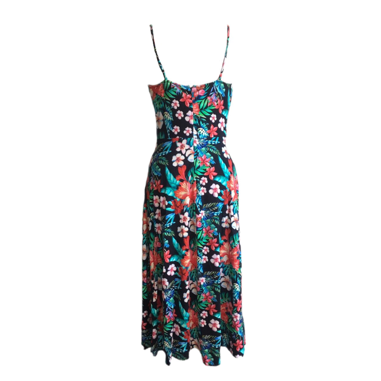 Hawaii dress- Turquoise