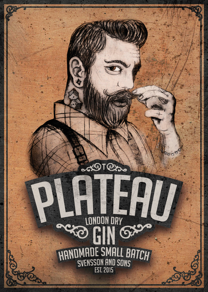 Plateau London Dry Gin