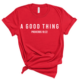A Good Thing - Red