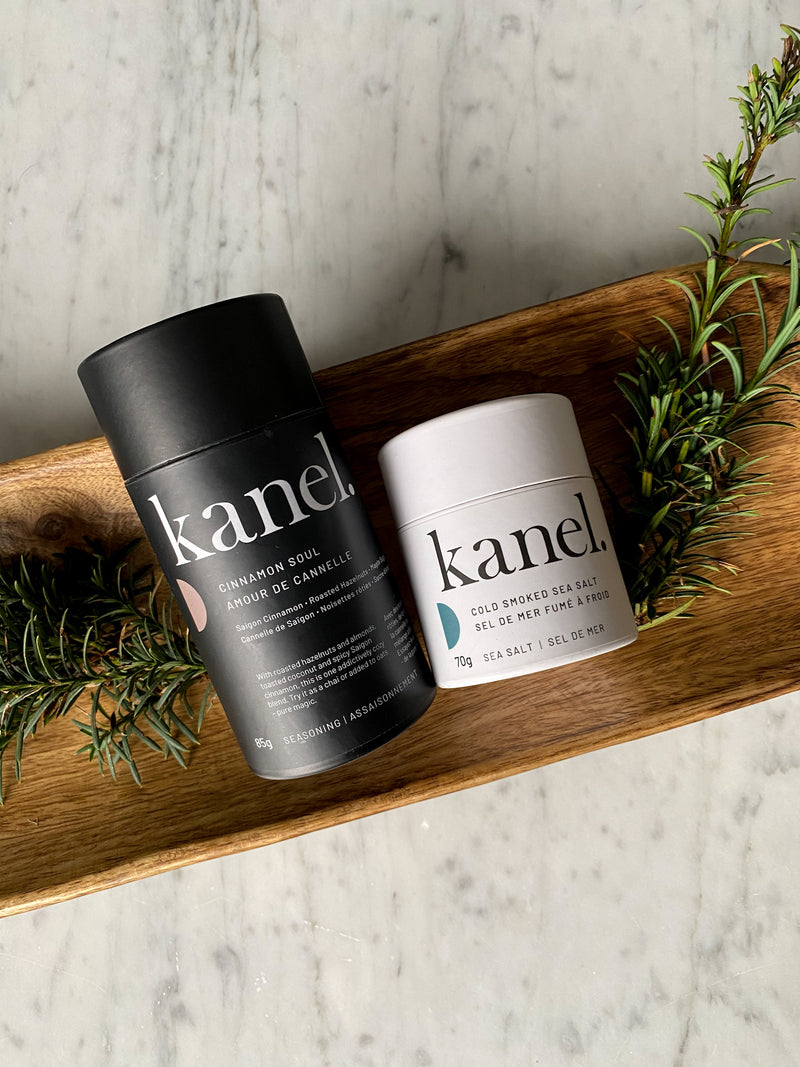 KANEL SMOKED SEA SALT
