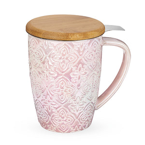 Bailey™ Marrakesh Ceramic Tea Mug & Infuser by