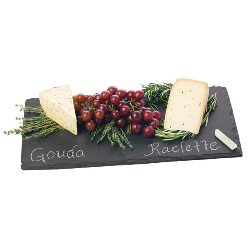 Slate Cheese Board by Twine®