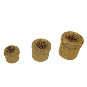 Ayla Nested Canister Set (3 pcs)