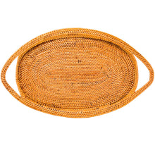 Load image into Gallery viewer, EVERYDAY RATTAN TRAY