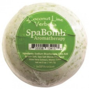 SpaBomb Coconut Lime 141.7g