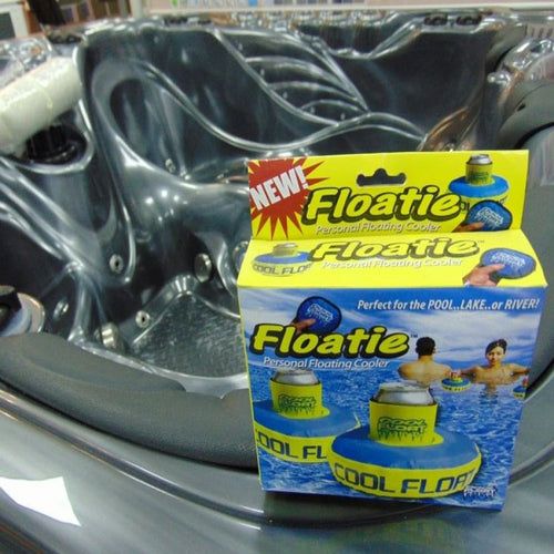 Cool Floatie - Inflatable Drink Holder