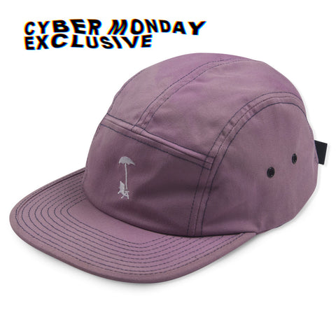 BEACHY 5-PANEL IN GRAPE